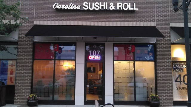 Carolina Sushi & Roll - Japanese and Korean Cuisine